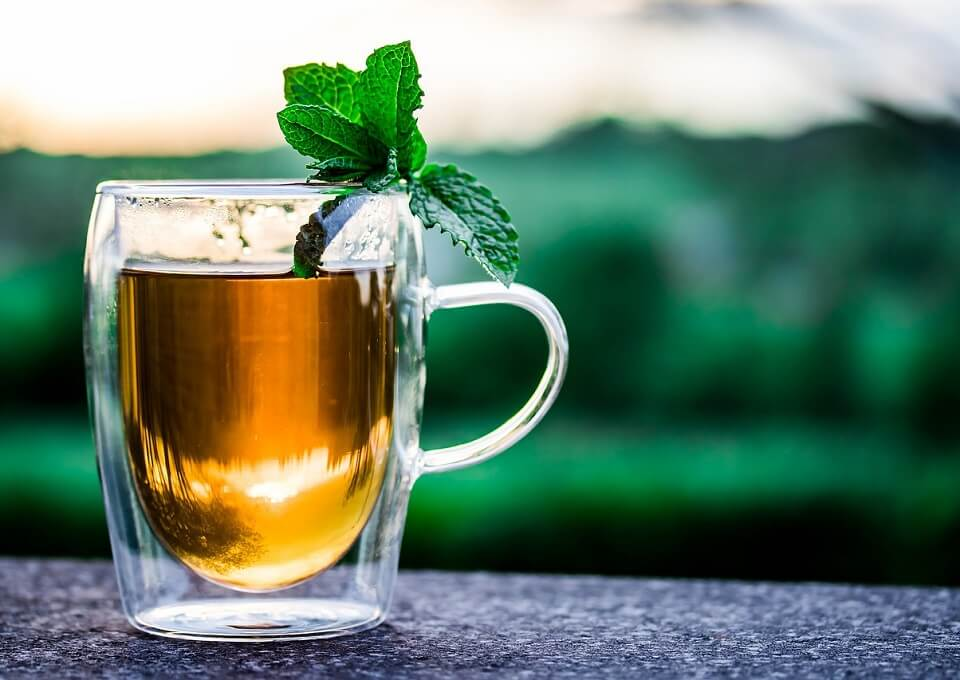 Calming Tea - Herbal Tea Remedies, Tea for anxiety and depression