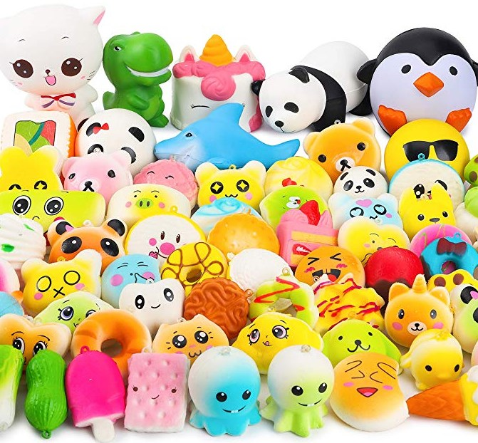 Anti stress Squishy toys
