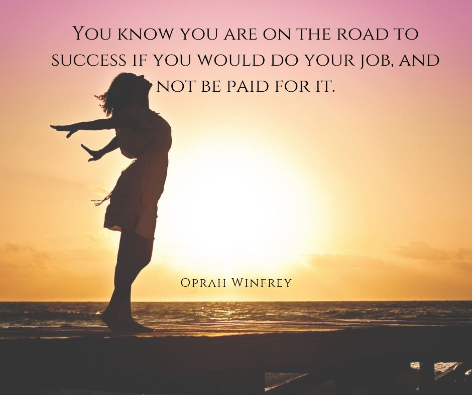 Quote about success - twist of creation