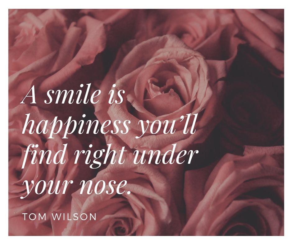 Smile Quotes - Twist of creation