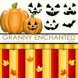 Granny Enchanted.com Paper Pack